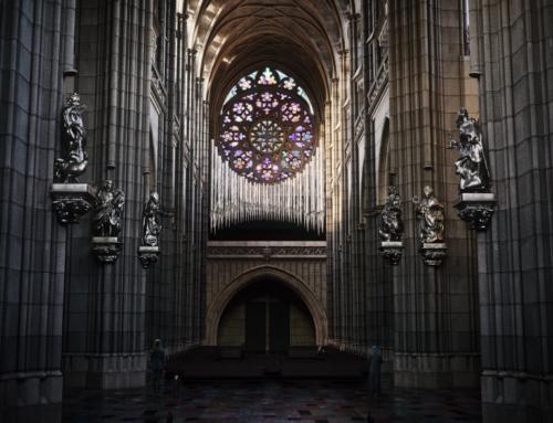 Skladatelská soutěž pro katedrálu sv.Víta